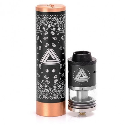 Limitless Kit (мехмод Limitless + бакодрипка iJoy Limitless RDTA) clone