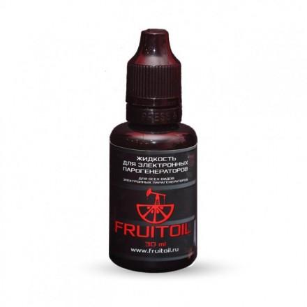 Жидкость Fruit Oil ЯБЛОЧНЫЙ ПИРОГ (APPLE PIE), 30 мл.