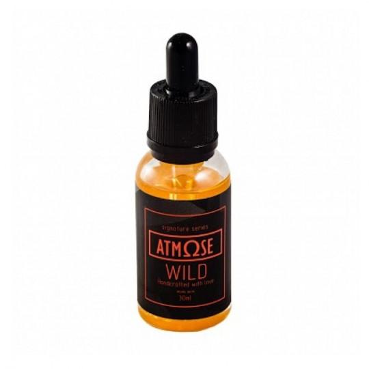 Atmos Wild (Атмос Вайлд) - черника, лесные ягоды, ваниль