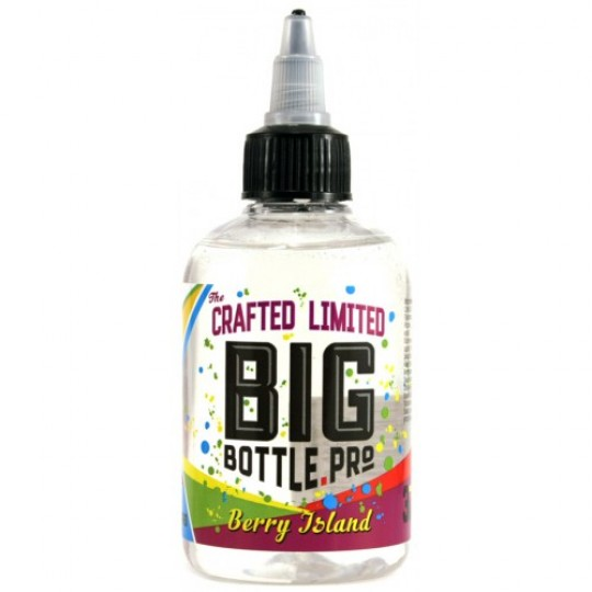 Жидкость Big Bottle PRO - Berry Island, 120 мл.
