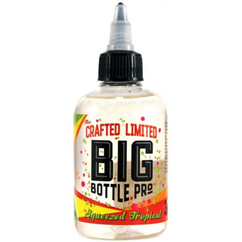 Жидкость Big Bottle PRO - Squeezed Tropical, 120 мл.