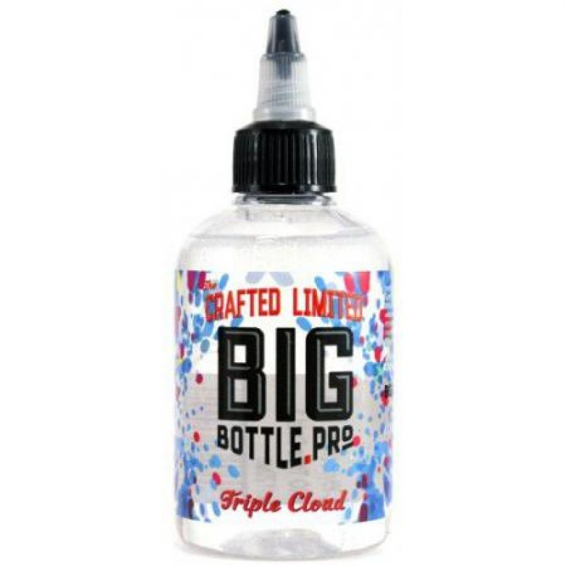 Жидкость Big Bottle PRO - Triple Cloud, 120 мл.