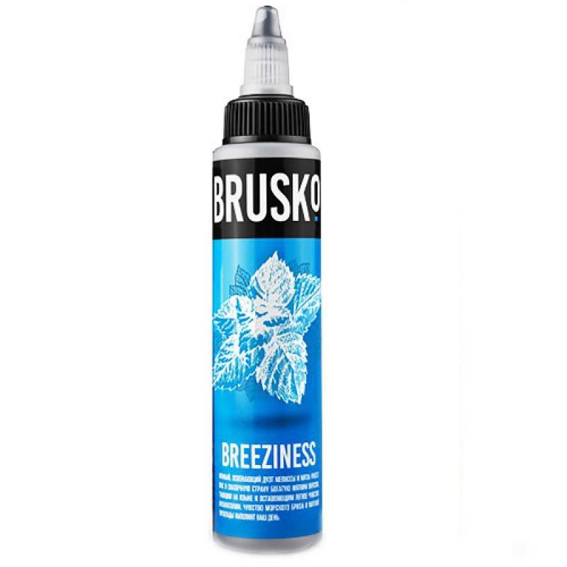 Жидкость Brusko Breeziness, 60 мл