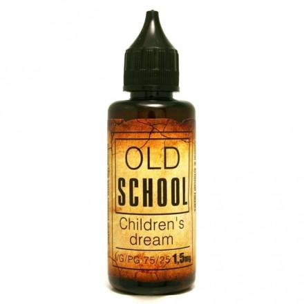 Жидкость OLD SCHOOL Children's Dream, 50 мл.