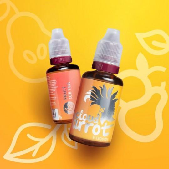 Жидкость Cloud Parrot Fruit Ice Tea, 30 мл