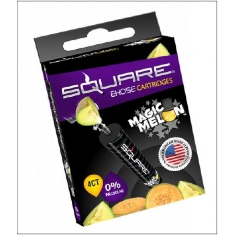 Картриджи для электронного кальяна – Square Magic Melon (Оригинал США)