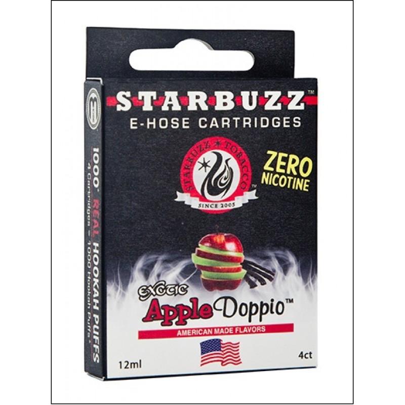 Картриджи для электронного кальяна – Starbuzz Apple Doppio  (Оригинал США)