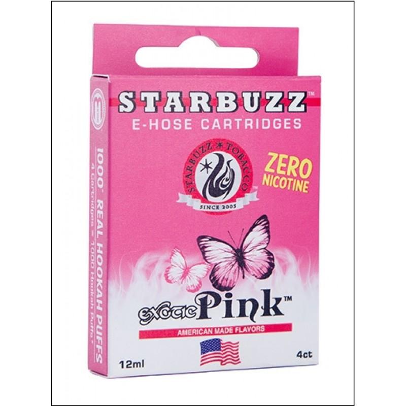 Картриджи для электронного кальяна – Starbuzz Pink (Оригинал США)