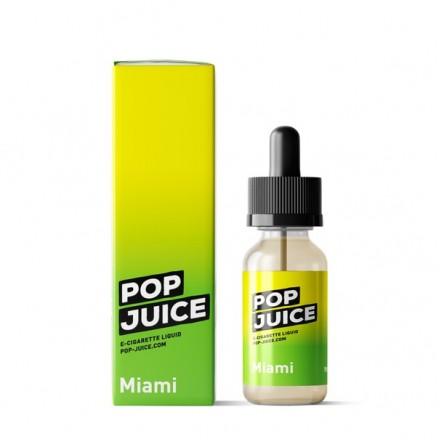 Жидкость Pop Juice - Miami, 30 мл.