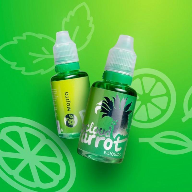 Жидкость для электронных сигарет Cloud Parrot Mojito, 30 мл
