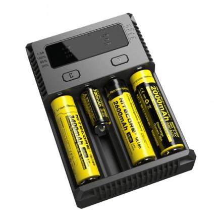 Nitecore New I4 - зарядное устройство