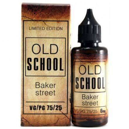 Жидкость OLD SCHOOL Baker Street, 50 мл.