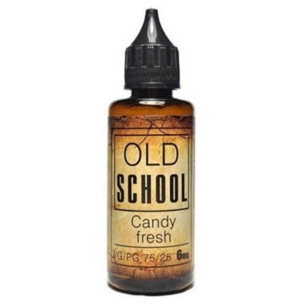 Жидкость OLD SCHOOL Сandy Fresh, 50 мл.