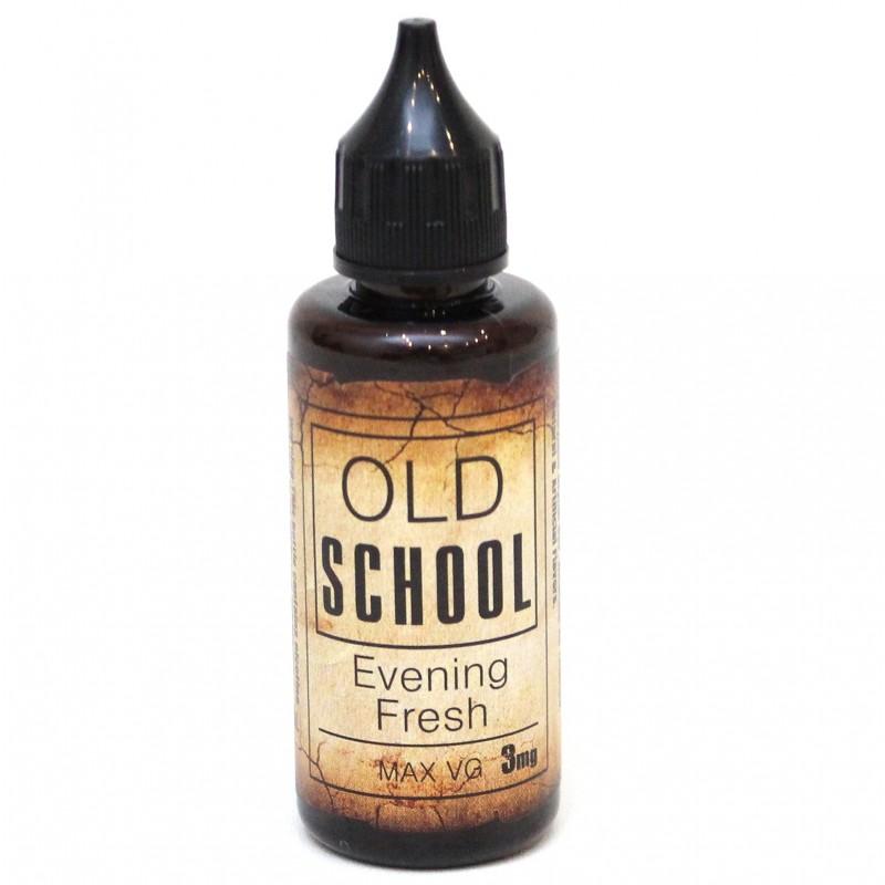 Жидкость OLD SCHOOL Evening Fresh, 50 мл.