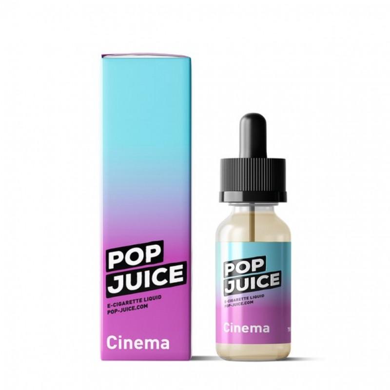 Жидкость для электронных сигарет Pop Juice Cinema, 30 мл