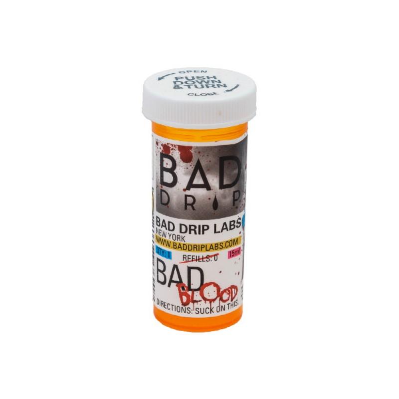 Жижа Bad Drip (Бед Дрип) Bad blood 15 мл – жидкость для электронных сигарет