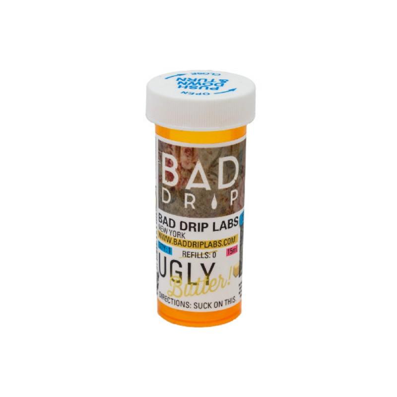Жижа Bad Drip (Бед Дрип) Ugly Butter 15 мл – жидкость для электронных сигарет