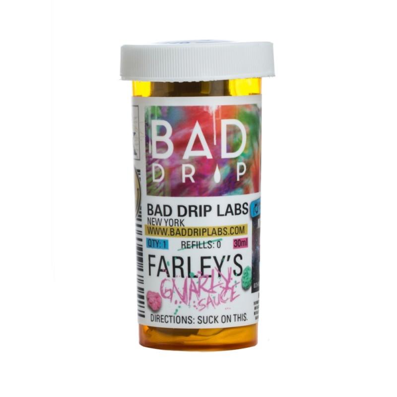 Жижа Bad Drip (Бед Дрип) Farleys Gnarly 15 мл – жидкость для электронных сигарет
