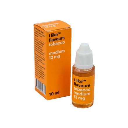 Жидкость для электронных сигарет I like flavours tobacco 12мг, 10 мл