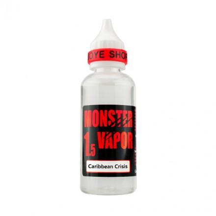 Жидкость Monstor Vapor Caribbean Crisis, 50 мл.