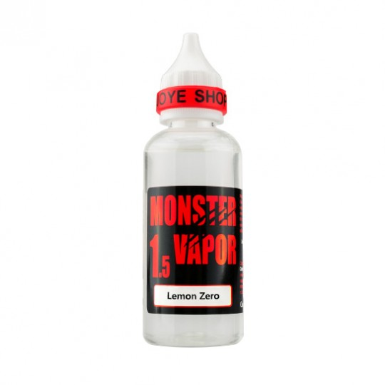 Жидкость Monster Vapor Lemon Zero, 50 мл.