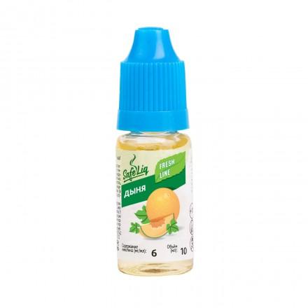 Жидкость для электронных сигарет Safeliq Дыня, 10 мл.