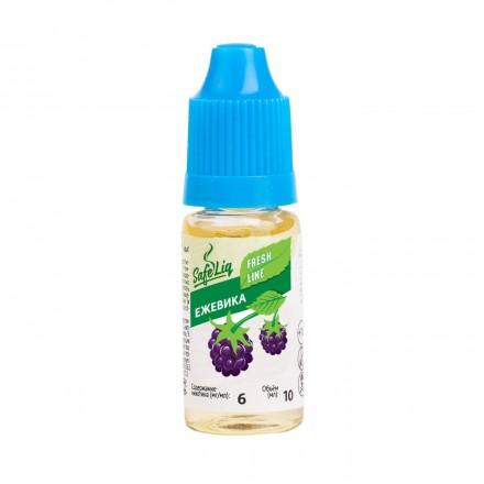 Жидкость для электронных сигарет Safeliq Ежевика, 10 мл.