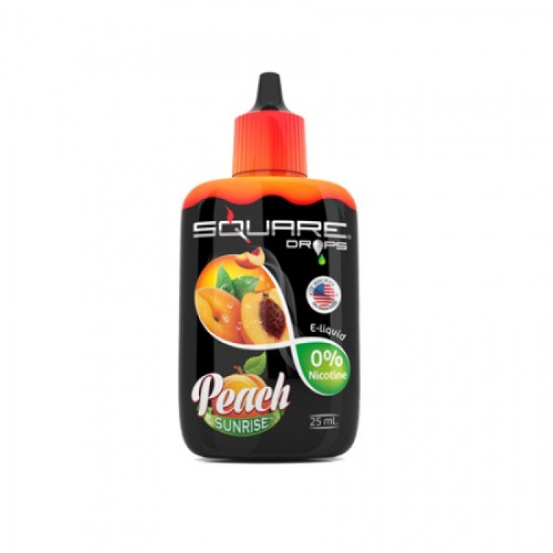Жидкость Square Drops Peach
