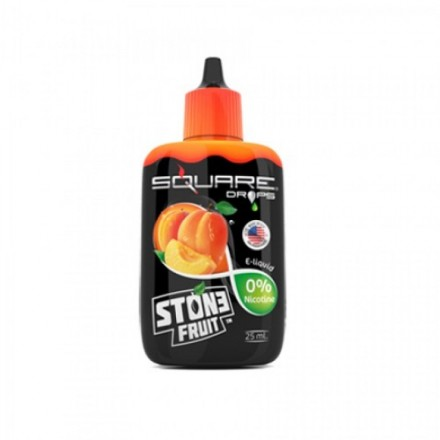 Жидкость Square Drops Stone fruit