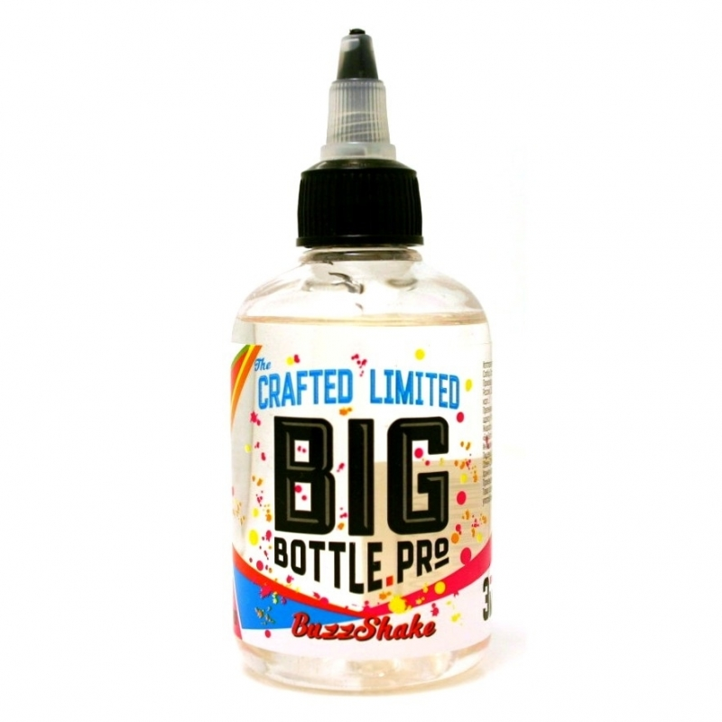 Жидкость Big Bottle PRO - Buzz Shake, 120 мл.