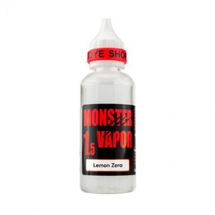 Жидкость Monster Vapor Lemon Zero, 50 мл.